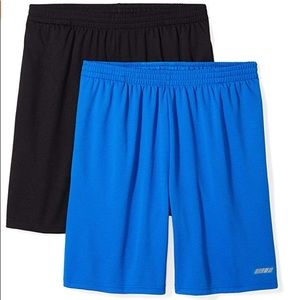 Amazon Essentials Loose-Fit Performance Shorts E3